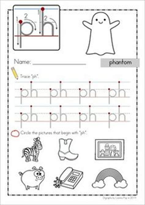 laughing elephant gh and ph consonant digraphs for the