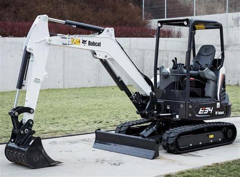 rocksfair bobcat compact excavator mini excavator
