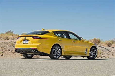 Motor Trend 2 by Kia Stinger 2018 Motor Trend Car Of The Year Finalist