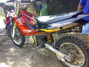 Suzuki Shogun Sp Modifikasi Trail