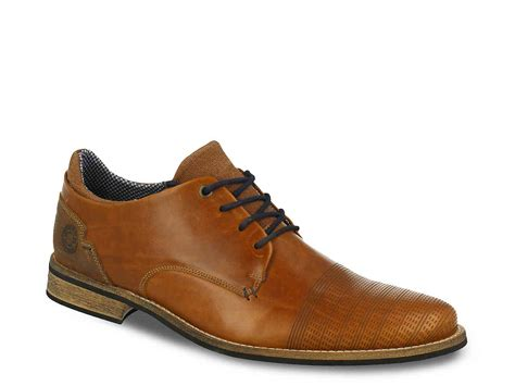 Bullboxer Navos Cap Toe Boot Cognac Men 100% Authentic