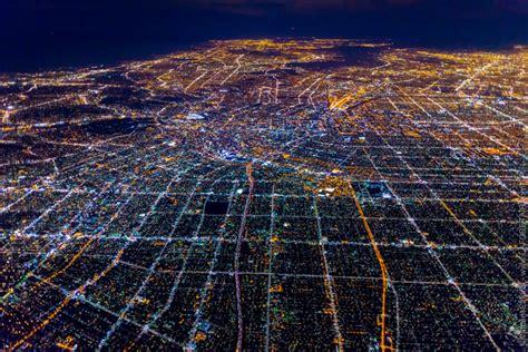 vincent laforets aerial views  los angeles urdesignmag