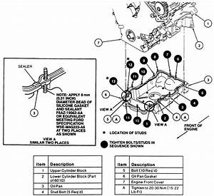1997 Mercury Sable Engine Diagram Firing