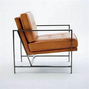 Fauteuil Cuir Design : fauteuil design des fauteuils en cuir design fauteuil ~ Melissatoandfro.com Idées de Décoration