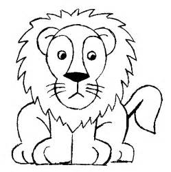 lions mariage coloriage animaux de la jungle