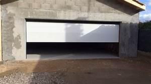 Porte De Garage 5m : porte de garage 5m menuiserie lionel astier travaux ~ Dailycaller-alerts.com Idées de Décoration