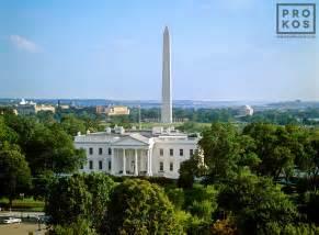White House Washington DC Mall And