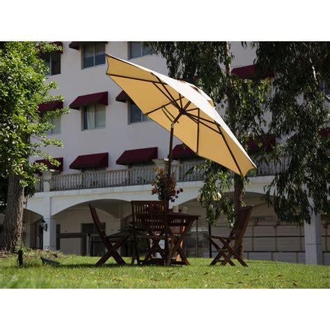 abba patio 9 market umbrella reviews wayfair