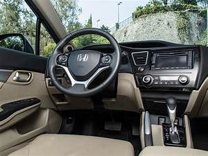 Honda Civic Sed U00e1n Exl Navi Autom U00e1tico 2013 A Prueba