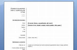 Curriculum Vitae Europeo Per Mac Download