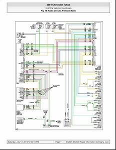 2001 Chevy Malibu Radio Wiring Diagram