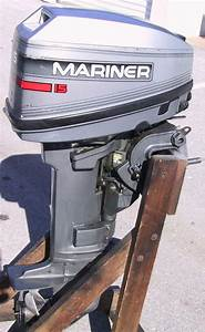 25 Hp Mercury Outboard Parts