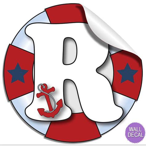 wall letter stickers name wall letters alphabet stickers initial decals boys