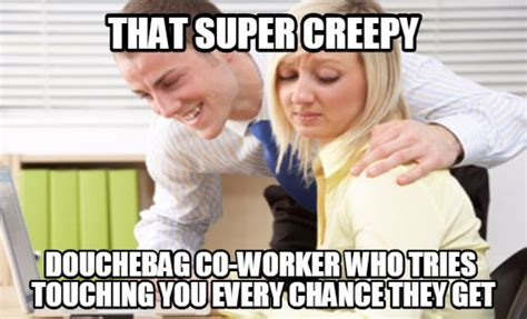 Memes Sexual - 14 annoying co worker types
