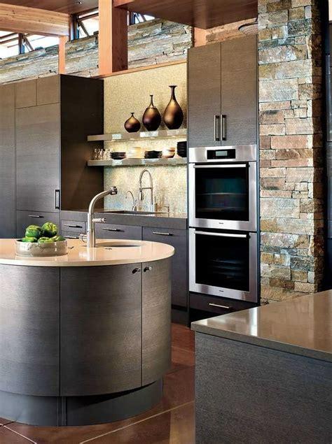 deco murale cuisine design déco pour les murs de la cuisine en 49 exemples