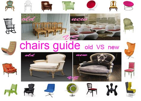 chair styles guide vs new decoholic