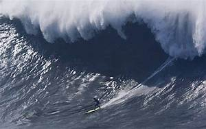 Mavericks Surf Contest Run Today in 50 Ft. Surf (Photos ...