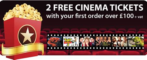 how to do furniture browns free cinema tickets