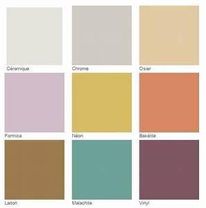 Des Couleurs Pastel : nuancier intens ment couleur zolpan esprit vintage infiniment zolpan edition 2 nuancier ~ Voncanada.com Idées de Décoration