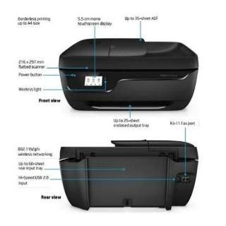 You have to download the setup file of hp deskjet ink advantage 3835 driver. HP 3835 Printer WIFI HP Deskjet Ink Advantage 3835 Print Scan Copy Wireless FAX ORIGINAL ...