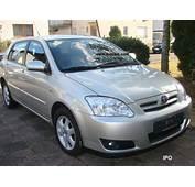 2006 Toyota Corolla 14 D 4D Sol  Car Photo And Specs