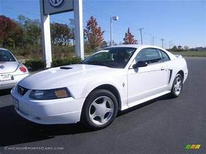 2002 Ford Mustang V6 Coupe in Oxford White - 183846 | ChicagoSportsCars.com - Cars for sale in ...