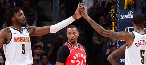 Denver Nuggets vs Toronto Raptors Odds & Predictions: NBA ...