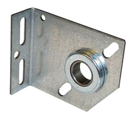 garage door center bearing plate 225 standard residential center bearing support 3 3 8 quot offset