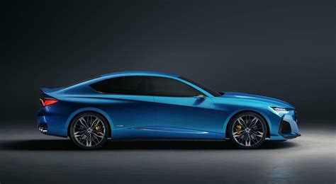 type s acura 2019 acura type s concept news and information research