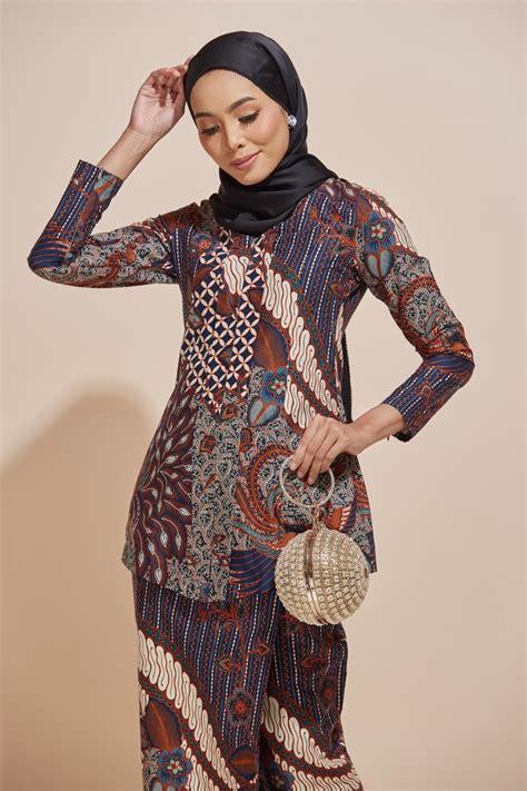 Kebaya Kode 2233 kara kebaya batik code kr39 habra fashion gallery