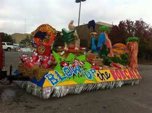 School Homecoming Float Ideas