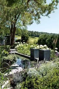 Garten Und Wasser : die 25 besten ideen zu wasser im garten auf pinterest wasserspiele im garten bachlauf im ~ Sanjose-hotels-ca.com Haus und Dekorationen