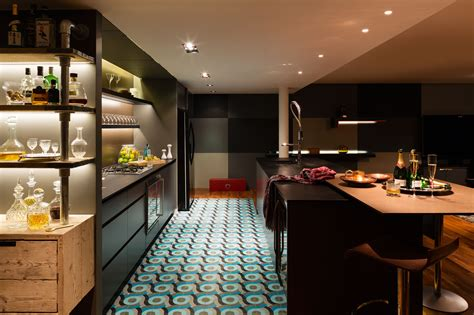 penthouse  celebrates london   cutting edge design