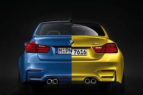 Bmw M3 M4 by 2015 Bmw M3 Vs M4 A Visual Comparison