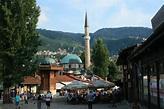 File:Baščaršija, Sarajevo 71000, Bosnia and Herzegovina ...