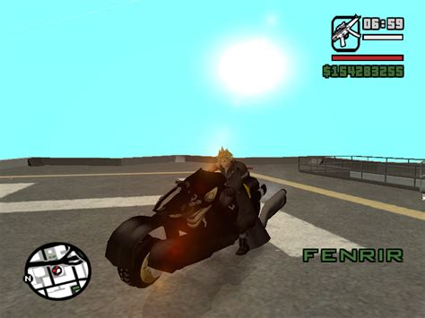 Grand Theft Auto San Andreas Motorbike Cheats Pc