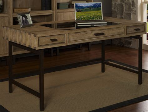Office Desk Real Wood by Metro Retro Solid Wood Office Writing Desk Table Ebay