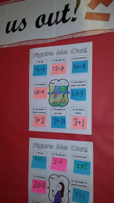 figure   math activity teaching heart blog