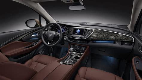 2018 Buick Envision Interior Car Interior Design