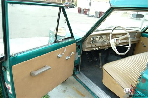 1967 jeep gladiator interior 1967 jeep gladiator quot sprucetip green quot straight 6 great