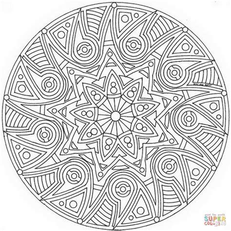 immagini da colorare disegni da colorare di mandala a forma di cuori migliori