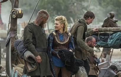 Vikings Travis Lagertha Fimmel Ragnar Winnick Lothbrok