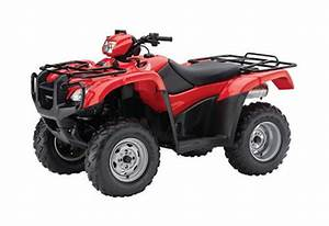 2002 Honda Foreman Rubicon 500 Service Manual