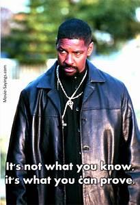 Denzel Washington - Training Day (2001) | quotes ...