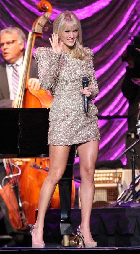 Carrie Underwood Mini Dress   Mini Dress Lookbook