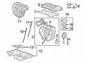 Chevrolet Cobalt Engine Intake Manifold  2 2 Liter  Cobalt