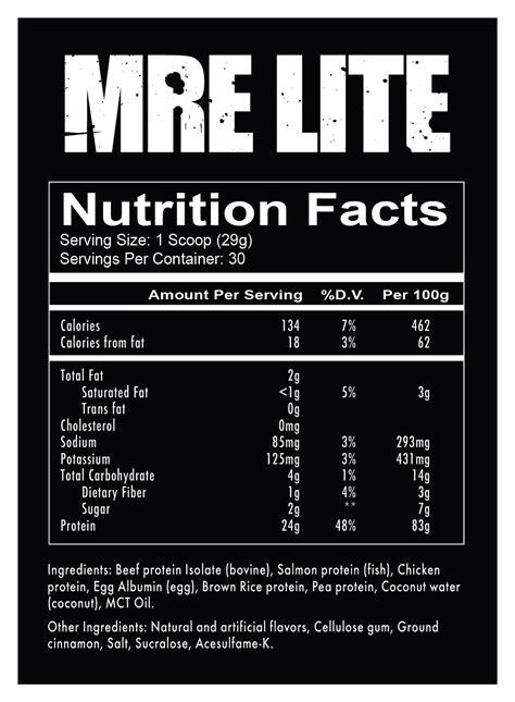 RedCon1 MRE Lite: Dairy-Free Protein Powder That Doesn't Suck