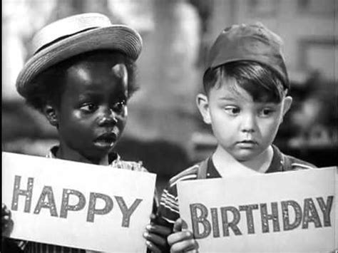 Alfalfa Meme - happy birthday from alfalfa youtube