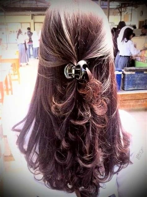 28 best indian hairstyles for oily hair images on