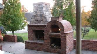 Brickwood Oven Make a Wood Fired Oven Chimney